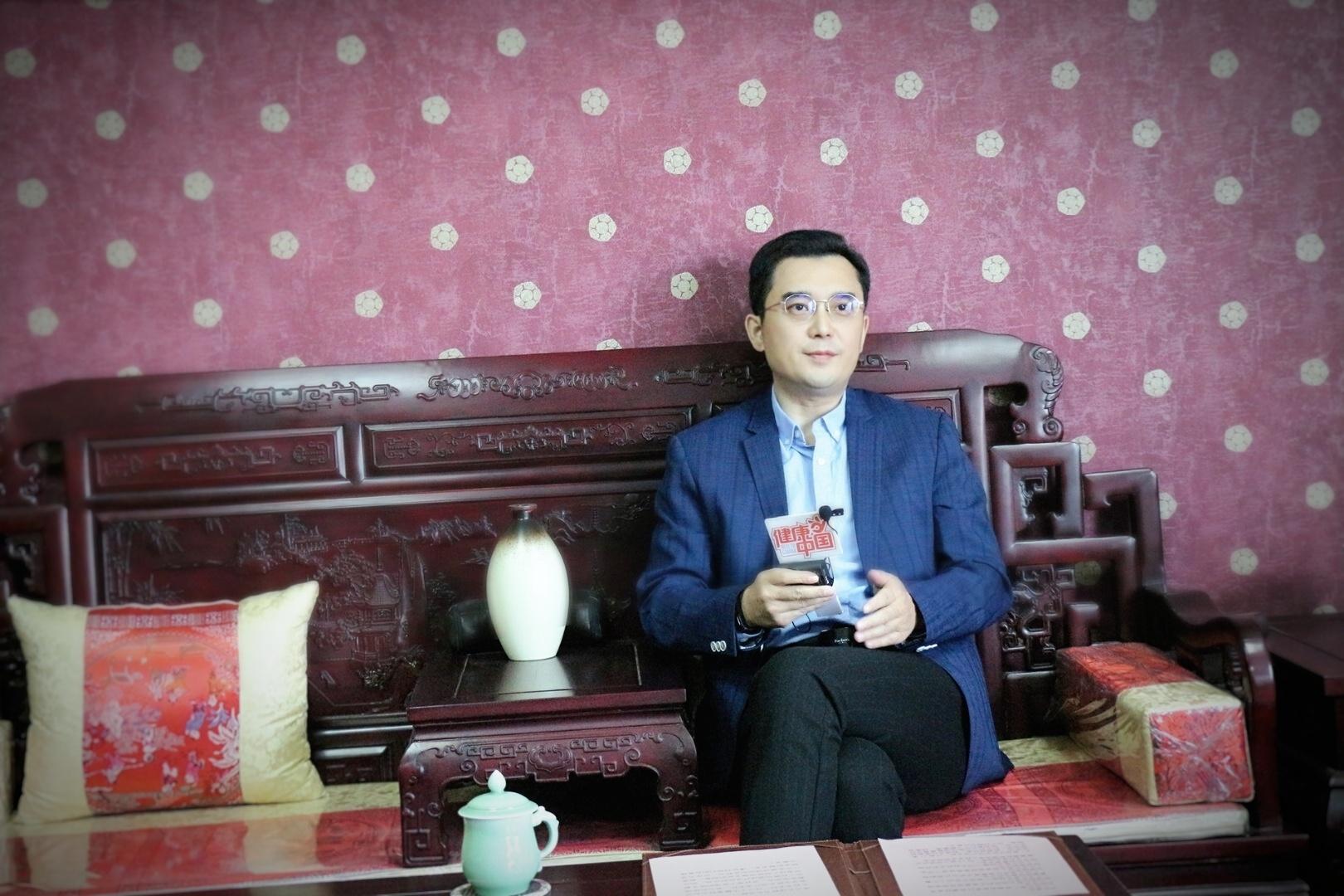浙派中医名馆严选专柜项目王春会长专访
